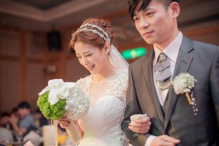 超幸福的愛笑新娘/新竹煙波大飯店