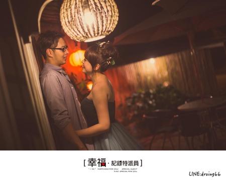 【自助婚紗】- 愛情有ㄧ種絕對