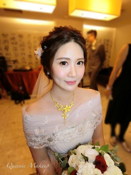 水靈感新娘