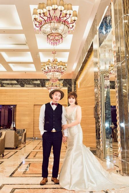 婚攝婚禮紀錄|大直典華|Inge Studio英格影像