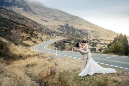 Steven 武少 / New Zealand 紐西蘭 海外婚紗