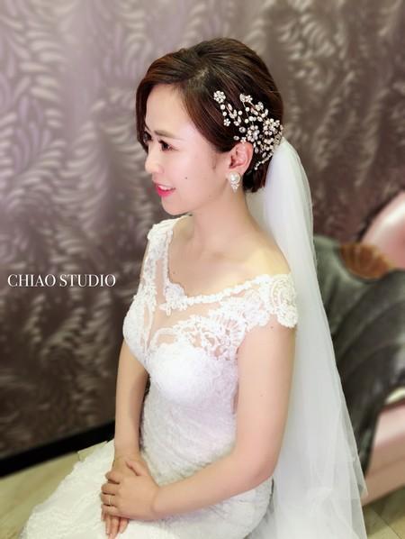 新娘秘書婚宴作品
