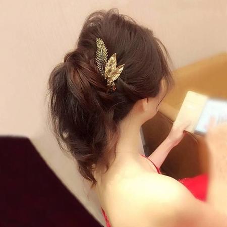 _Rita C. 婚禮作品 : 絕美盤髮