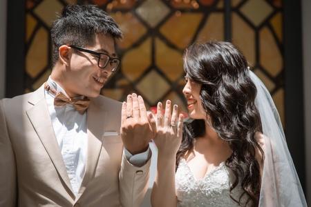 [婚攝] 晶麒莊園 | 婚禮紀錄 | Andrea&Bryan - 奔跑少年