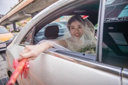 婚禮紀錄|交手的那一刻