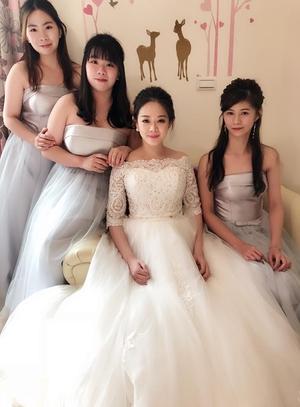 新娘秘書ViVi 《馨菲》