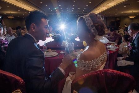 結婚迎娶宴客/ 君悅飯店