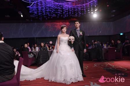 瑞銘 & 珍綺 婚禮記錄  @ 林口福容飯店