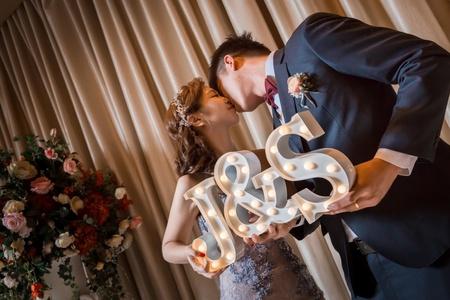 [婚攝] 新莊 翰品酒店 | 婚禮紀錄 | 智淮&雅惠 - 奔跑少年