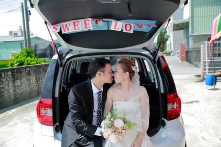婚攝.婚禮紀錄 | Zhan + Li|青松餐廳