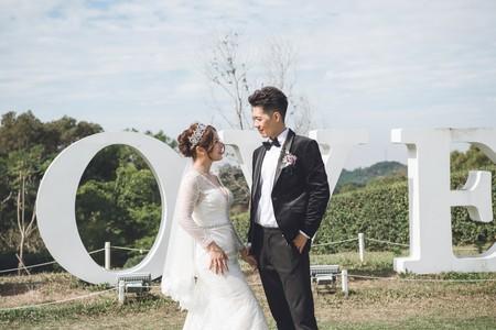 證婚+午宴@心之芳庭