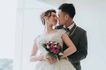 婚禮紀錄 | 彰化全國麗園大飯店午宴(大毛)