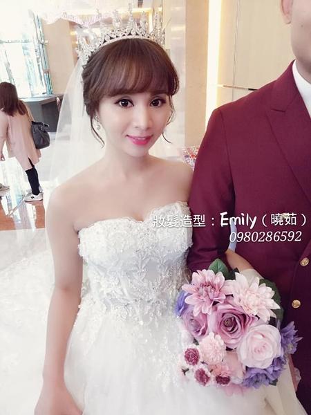Bride-澐晞結婚午宴(頤品飯店)