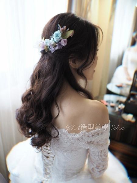 饅頭爸新秘團隊-宜佳❤宜欣結婚
