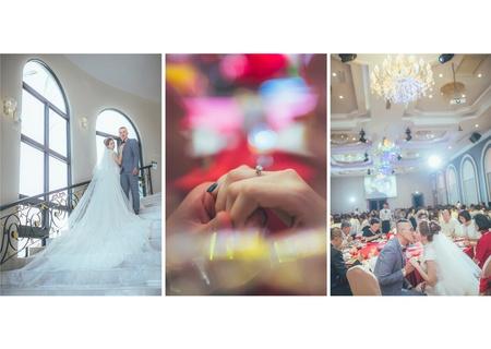Sara & King / Wedding / 遇見幸福Meet Happiness