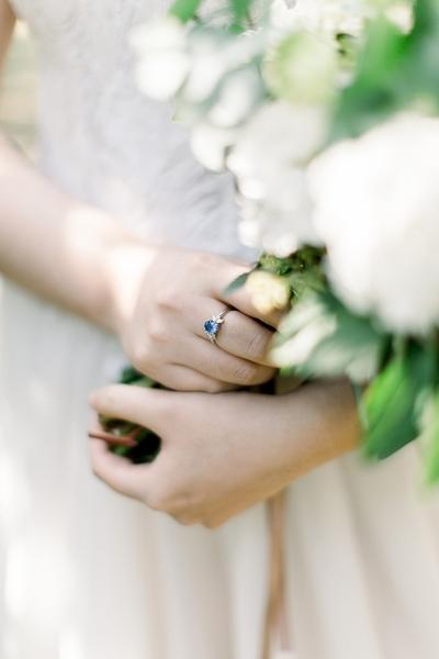 【婚戒】美少女戰士風格的夢幻戒指