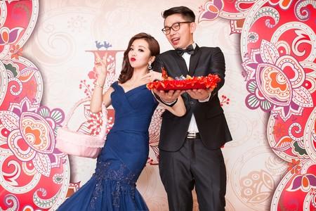 婚攝婚禮紀錄|台中海港城|Inge Studio英格影像