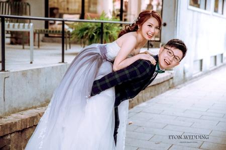 💗絕美精選客照-台北婚紗-伊頓自助婚紗推薦💗
