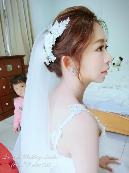 小女孩變公主之聖誕新娘