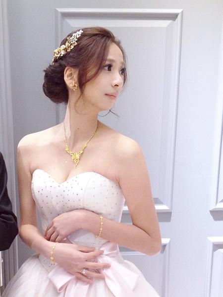 【吉吉藝術 GIGI CHIU】一君訂婚午宴新莊晶宴會館