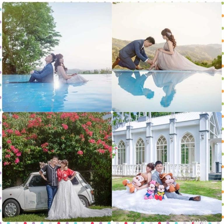 比堤婚紗 推薦新人:Mr. Lo&Mrs. Weng 婚紗照拍攝