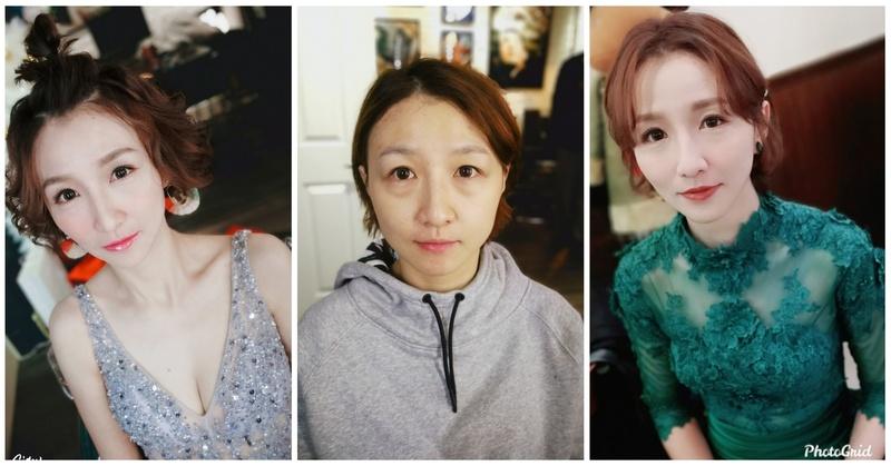 Fanny makeup & hairstylist 新秘菲菲