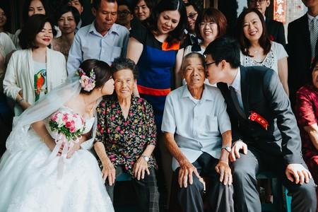 婚禮紀錄 | 彰化明園餐廳(度比)