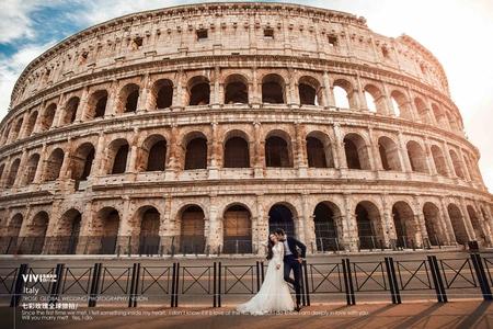 海外婚紗 - 義大利羅馬