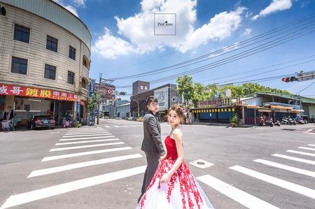 智雍+佩雯–新莊富基時尚婚宴會館