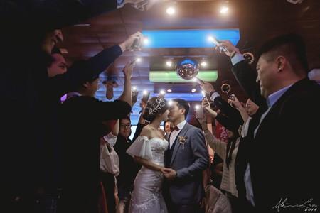 婚攝.婚禮紀錄 | Ryan+ Niki|三峽金帝王餐廳