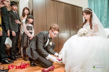 【婚禮紀實】迎娶 婚禮+ 晚宴