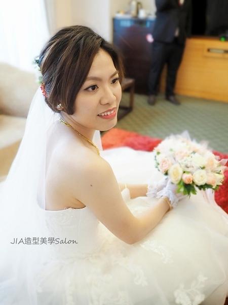 饅頭爸新秘團隊-宜佳❤沛儒結婚白紗