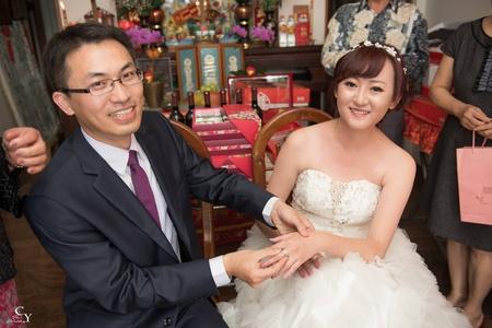 婚禮紀錄WEDDING | 台南-富霖華平宴會館| 幸運草攝影工坊