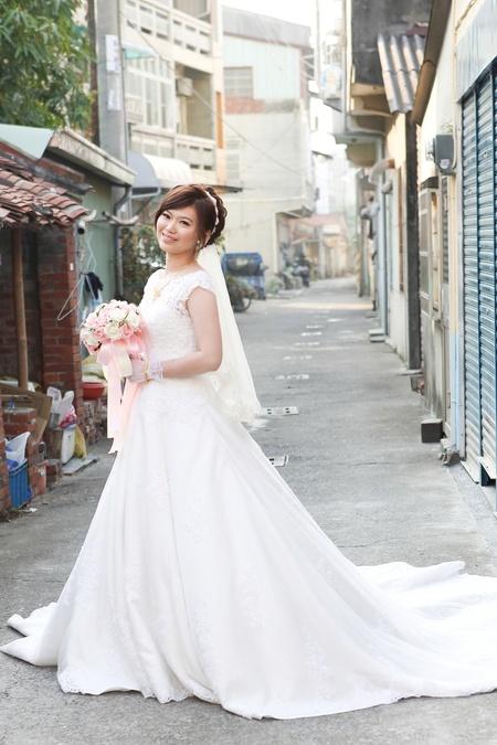 彥穎&玟樺結婚午宴@高雄頤品