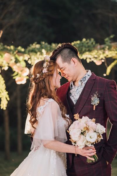 戶外夢幻婚禮 -  防疫首選 浪漫滿滿