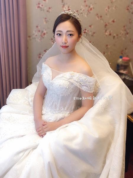 Weddingday 氣質公主造型