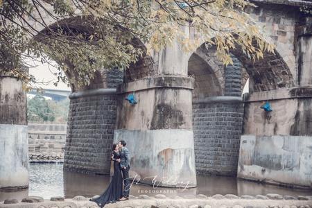 J2 wedding 板橋 (韓風小清新)