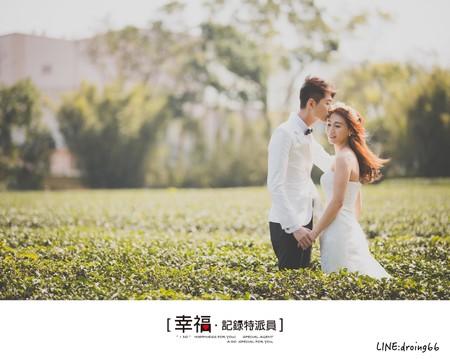 【自助婚紗】- 修煉愛情