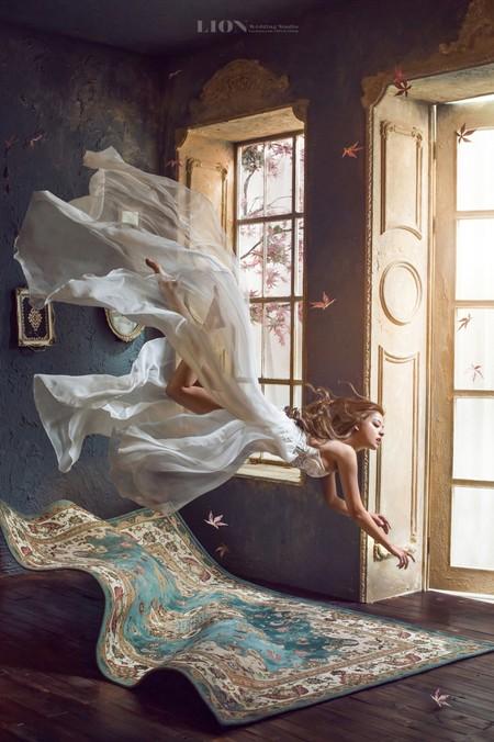 ❤️ 台灣原創高品質漂浮婚紗❤️