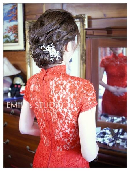 Bride-郁婷訂婚單妝