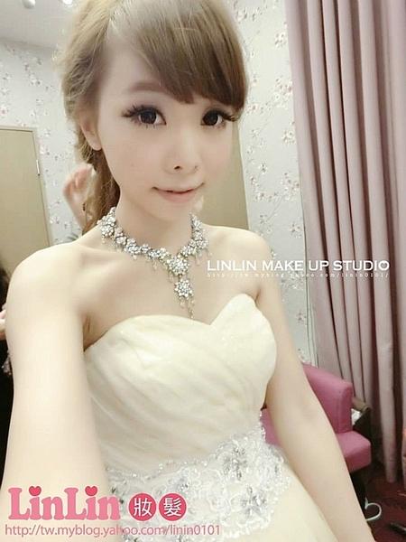 #日韓新娘造型#♥Yumi婚宴