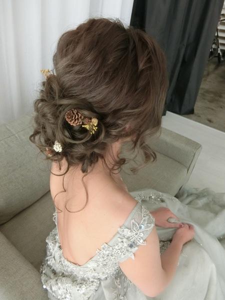 新娘亞米婚紗造型