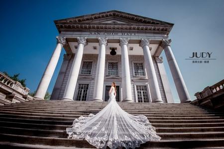 建旭❤️品妤 | JUDY文創.婚禮 | 婚紗照 | 大同大學 | 韓風婚紗 | 英倫風攝影棚
