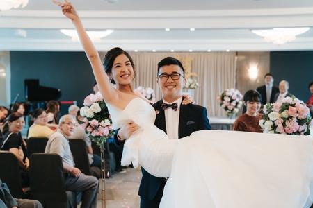 婚禮紀錄 | 高雄國賓大飯店(度比)