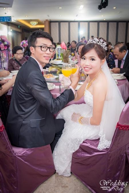 2015-12-19 喬植 & 郁珊 婚禮紀錄 婚攝 - 雲林 斗六珍村婚宴會館