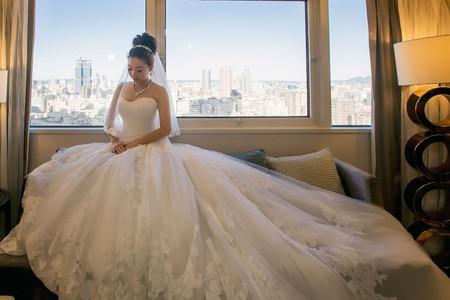 |婚禮紀實|莫瀚+薇伶|台北彭園|
