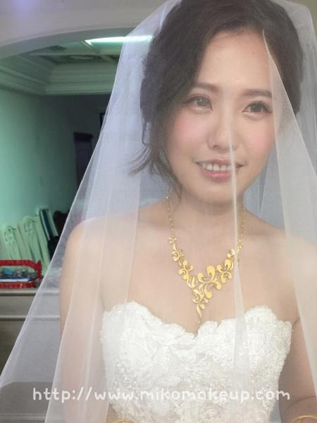 名媛氣息滿滿滿新娘