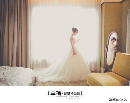 【婚禮記錄】- 旅行的起點 台北民生晶宴