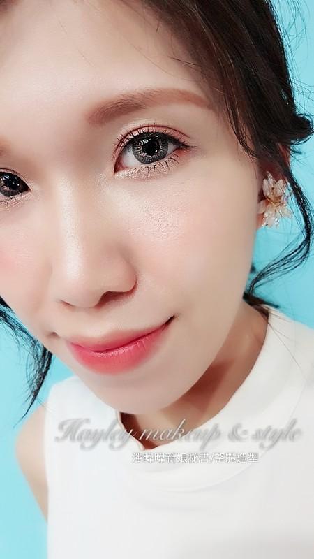 ★精緻眼妝 質感妝容不怕你近看★