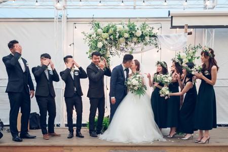 HOT!!2019婚禮精華紀錄🤵🏻👰🏻